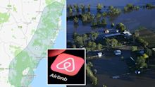 Airbnb hosts offer free accommodation for NSW flood victims