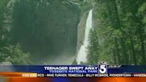Search Continues for Teen Swept Away by Yosemite Waterfall