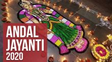 Andal Jayanti 2020: Here's The Muhurat, Rituals and Significance Of This Festival