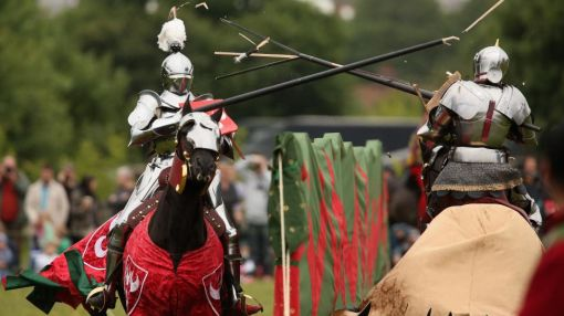 Olympics: Could Jousting Really Be Included In The Games?
