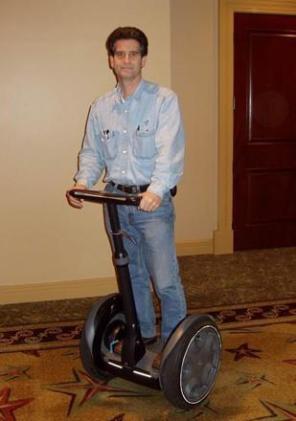 Dean Kamen wrestles with decision: should he quit the Segway?