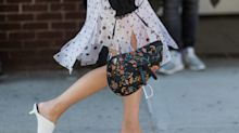 20 best bag moments from the streets of New York Fashion Week