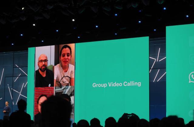 WhatsApp will finally offer group video calls
