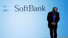 SoftBank's shares return to dot-com bubble era highs