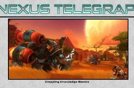 The Nexus Telegraph: Dissecting WildStar's surprise patch notes