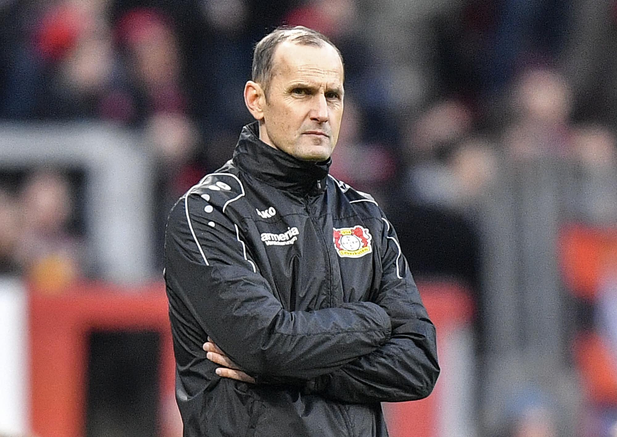 Heiko Herrlich Leverkusen