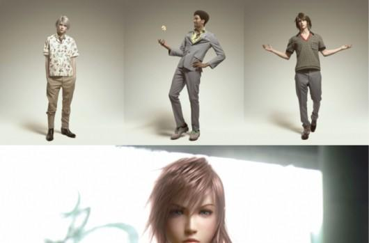 The Final Fantasy wears Prada