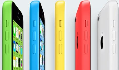 Apple explains why it released an 8GB iPhone 5c