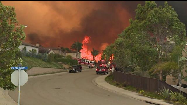 Report Draws Lessons From May Wildfires