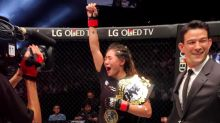 This is Angela Lee's Time to Show the World Who She is as a Champion