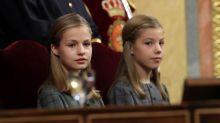 La princesa Leonor se estrenará este año en los premios de Oviedo y Girona