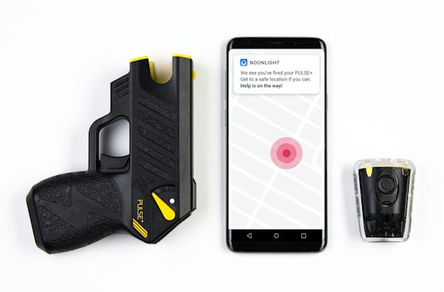 Axon's latest Taser weapon calls police when fired