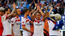 Soccer: Strugglers Hamburg beat Freiburg to get Bundesliga lifeline
