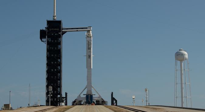 SpaceX Demo-2