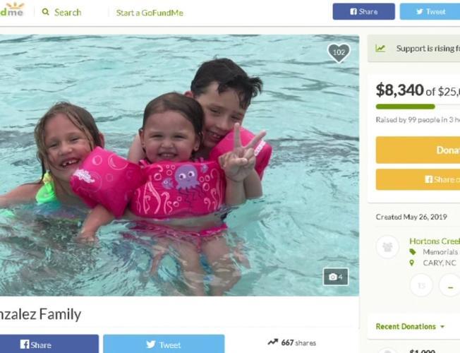 Man, 2 children from North Carolina die in car crash in Kentucky