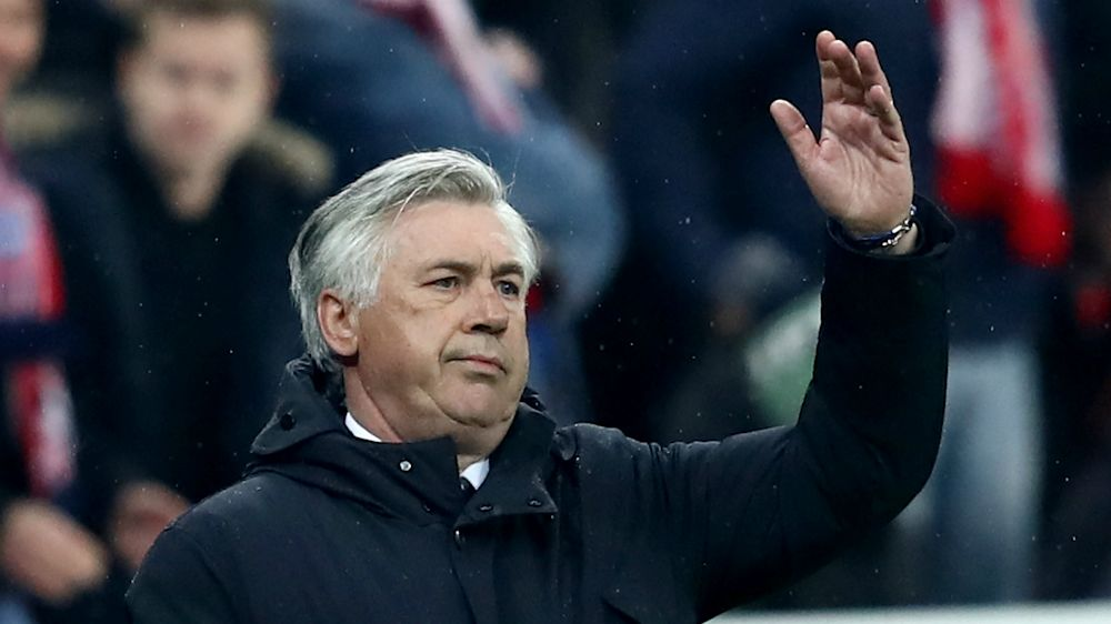 Ancelotti feels Bayern only have themselves to blame for Dortmund defeat