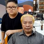 Barber in Vietnam offers free haircuts in Trump and Kim's styles ahead of summit