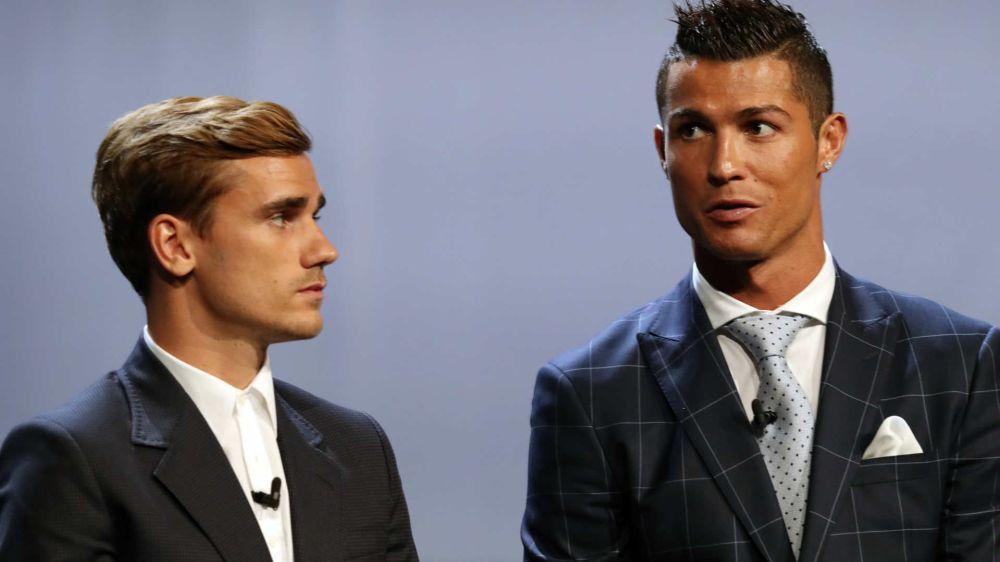 Atletico: Griezmann als Ronaldo-Nachfolger bei Real?