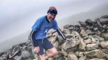 73-year-old fell runner breaks record for one of Britain's toughest endurance challenges