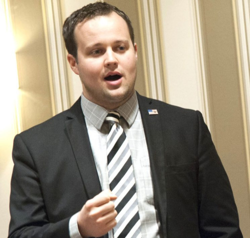 Sex addiction was also a problem for Josh Duggar. (Photo: Kris Connor/Getty Images)