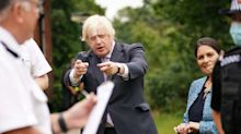 Boris Johnson says 'fluorescent-jacketed chain gangs' will help beat crime
