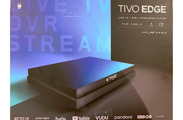 TiVo's leaked Edge DVR touts Dolby HDR and Atmos audio