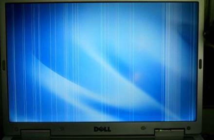 Dell fesses to more vertical line issues -- offers free replacements