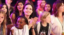 Nuevo escándalo de custodia para Angelina Jolie