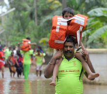 Bodies found as floods recede in India's Kerala state
