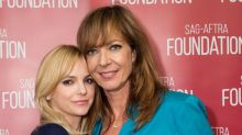 Allison Janney reveals how Anna Faris is handling her split from Chris Pratt