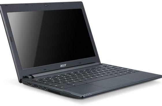 Google unveils Acer Chromebook: $349, 11.6-inches with 6.5-hour battery