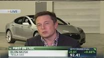 Tesla CEO: Very optimistic for 2014