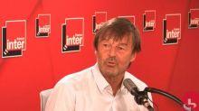 """""""Ce qui serait bien, c'est que la ministre de l'Écologie puisse prendre ses prérogatives sans aller demander l'autorisation"""", juge Nicolas Hulot"""