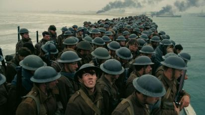 Nigel Farage is trying to make Dunkirk a Brexit thing