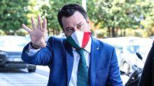"""Salvini: """"Etna al posto del Vesuvio? Avete preso cantonata""""'"""