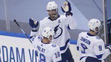 NHL roundup: Lightning put Bruins on verge of elimination