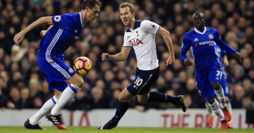 Foot - ANG - Tottenham - Harry Kane appelle Tottenham à «franchir la ligne d'arrivée en premier»