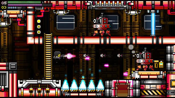 Joystiq Streams: Mega Man + Metroid + Castle Pixel = Rex Rocket [UPDATE: Relive the stream!]