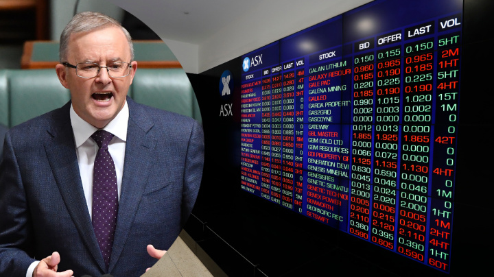 ASX to rebound, Albanese delivers Labor's Budget reply