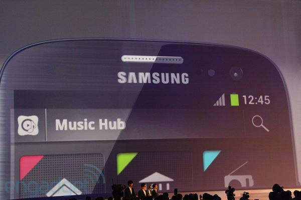 Samsung's Music Hub launches in UK, France and Germany, offers 100GB storage, unlimited streaming