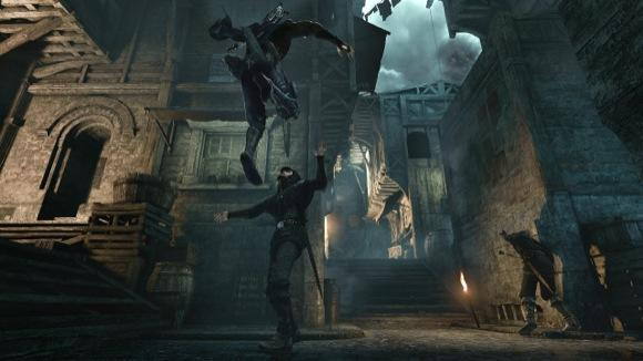 Garrett channels his inner Bruce Willis in Thief launch trailer