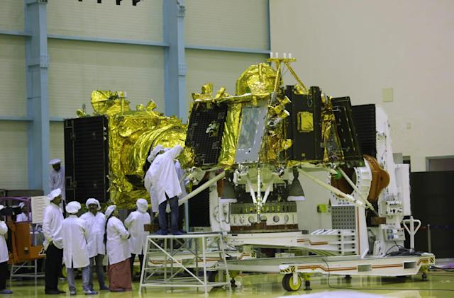 Watch India launch a historic Moon mission starting at 5PM ET (updated)