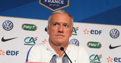 Foot - Bleus - Suivez l'annonce de la liste des Bleus par Didier Deschamps en direct vidéo