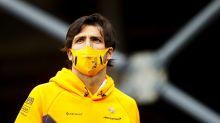 """Brawn culpa pneus por performance da Ferrari em Spa e fala de Sainz: """"Deve estar nervoso para a próxima temporada"""""""