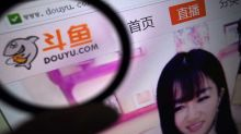Tencent-Backed DouYu Fizzles On First Day Of Trading