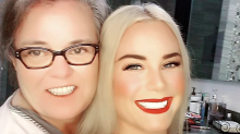 Rosie O'Donnell's Girlfriend Elizabeth Rooney Hints at Engagement in Cryptic Instagram Update