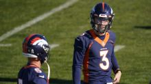Kendall Hinton crushed as Broncos' emergency quarterback