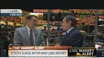Are We in 'Taper Time?' Asks Santelli