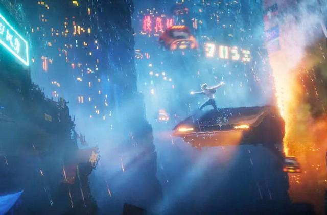 Cyberpunk game 'The Last Night' revealed as Xbox 'launch exclusive'