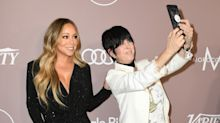 Mariah Carey: su empujón público a Diane Warren